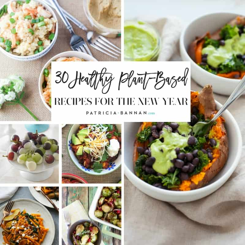 35 healthy plant-based recipes