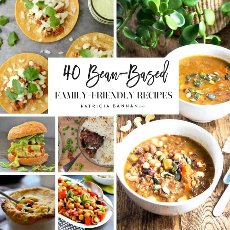 40 bean based meals