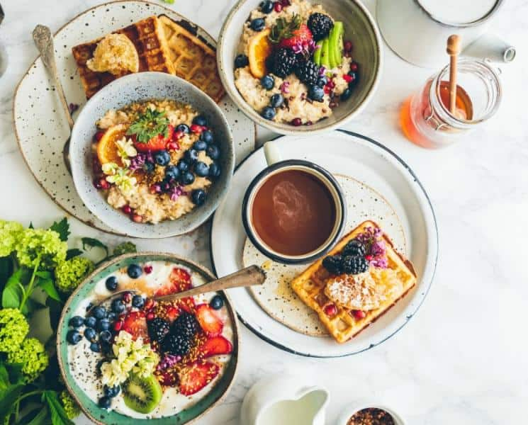 8 Brunch Foods That Are Actually Healthy