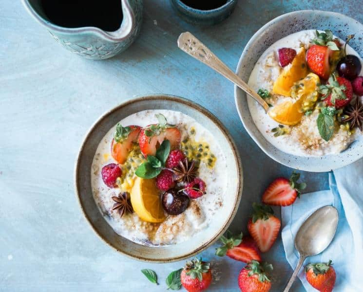 6 Creative Ways to Upgrade Your Oatmeal