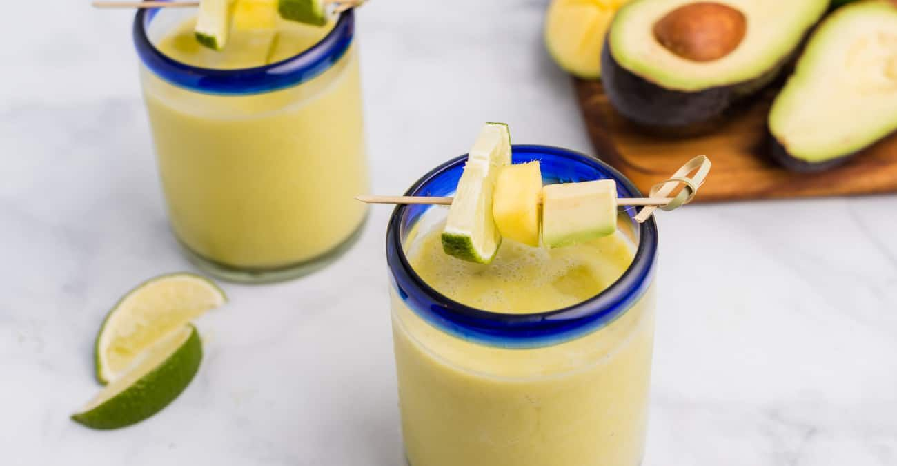 Avocado Mango Margarita