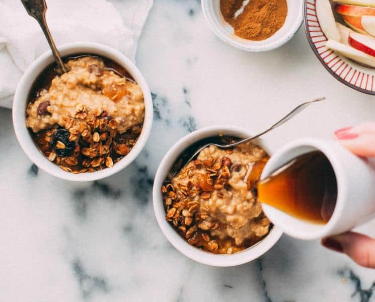 5 Simple Breakfast Swaps to Power You Through Your Day