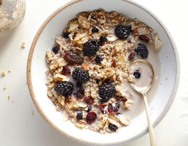 Maple Berry Granola